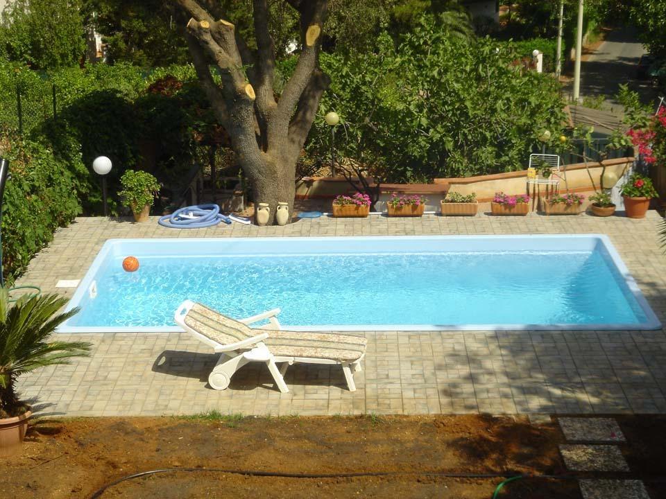 Realizzazione piscine interrate palermo amodeo rappresentanze - Piscine vetroresina interrate ...
