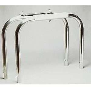 Base per tavola trampolino Rana completo di kit di fissaggio.-0