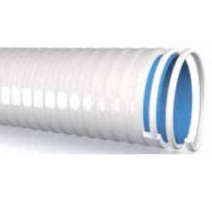 Tubo Spiralato in PVC Flessibile resistente al cloro ed all' Abrasione.-0