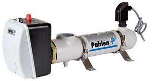 Scambiatore di calore elettrico.-0