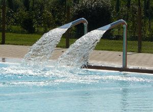 Gioco d'acqua Cigno Luxe ( Piatta - Circolare - 6 uscite )-0