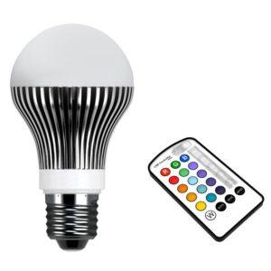 Lampada RGB con telecomando-0