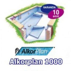 Rivestimento Liner Alkorplan 1000 in PVC.-0