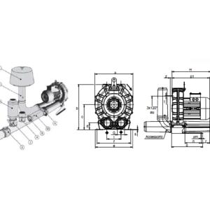 Accessori complementari per turbosoffianti-0