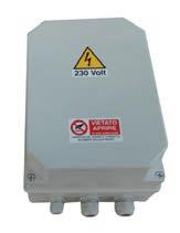Trasformatore senza custodia da 360 VA 2230/12 V-0