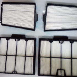 4 Cartucce Filtro Gradazione Ultra Fine 30 Micron per Robot Piscina-0