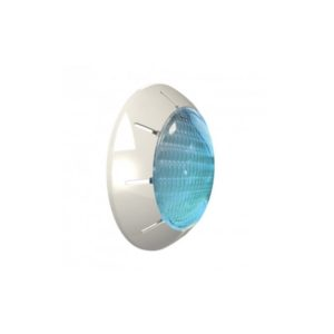 Cornice Bianca per proiettore PAR 56 per Sistema Plug in Pool®-0