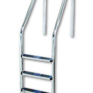 Scaletta modello Trianon - AISI 316 (3 - 4 gradini)-0