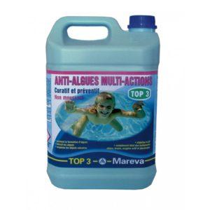 Top 3 Anti-alghe - Super battericida 5 LT-0