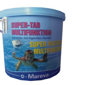Multifunzione Super - Tab da Kg 5 - Pastiglie da 250 g - Mareva.-0