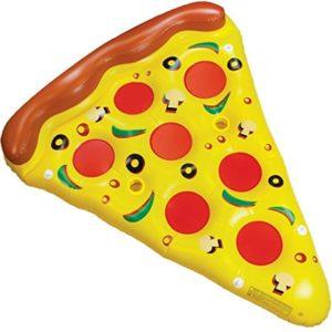 Materassino gonfiabile - Trancio di Pizza.-0