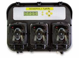 Pompa Peristaltia tripla TECHNOPOOL 3.-0
