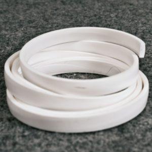 Fettuccia in PVC per aggancio liner - Rotolo 50 m.-0