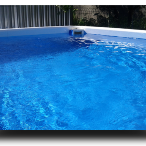 Piscina MARETTO Comfort h 100 - 3x5m - Colore Azzurro + KIT Piscina.-0