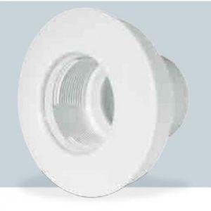 Bocchetta In ABS senza diffusore a Sfera per Pannello o Cemento - Con Rivestimento in PVC o Piastrelle.-0