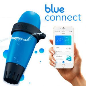 Analizzatore intelligente per piscina Blue Connect.-0