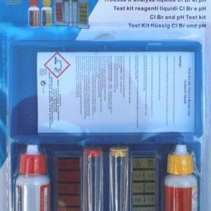 Test Kit Cloro/pH liquido-0